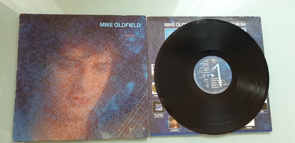 Mike Oldfield - Discovery  LP
